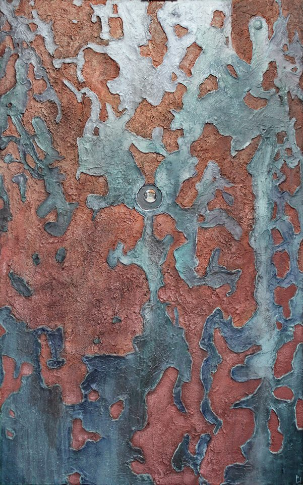 Corrosion No 4 – Philip Holmes Art